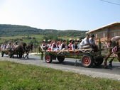 Tradition in Harghita county — Stock Photo