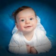 Portrait of 4 months old baby boy — Stock Photo #44335471