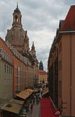 Drezden, Germany — Fotografia Stock