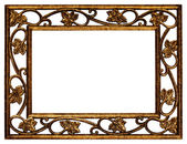 Frame of rusty — Stock Photo