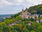 Kappele, Wurzburg — Stock Photo