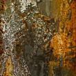 Background rust square — Stockfoto #22392987