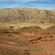 Timna national geological park of Israel. — Stock Photo