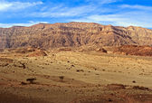 Timna national geological park of Israel. — Stockfoto