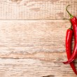 Chili pepper. — Stock Photo