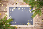 Christmas gratulationskort. — Stockfoto