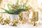 Christmas decor. — Stock Photo