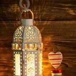 Christmas lantern. — Stock Photo #36428145