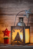 Lantern. — Stock Photo
