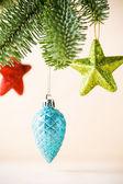 Christmas decor. — Stock Photo
