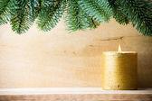 Jul bakgrunder. — Stockfoto