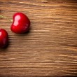 Sweet cherry. — Stock Photo