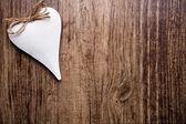 Vintage heart. — Stock Photo