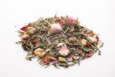 Green tea. — Stock Photo