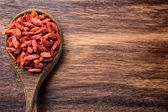 Goji berry. — Stock Photo