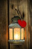 Vánoční světla. — Stock fotografie