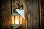 Luz de natal. — Foto Stock
