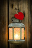 Jul ljus. — Stockfoto