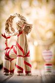 Christmas decor. — Стоковое фото
