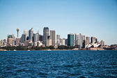 Sydney city view Australia — Stock Photo