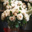 Stock Photo: Bunch of flowers roses