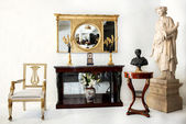 Antique objects shop — Stockfoto