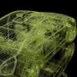 3d automobile -  