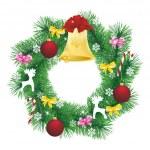 Christmas decor — Stock Vector #6729486
