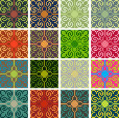 Traditional pattern — Stock Vector