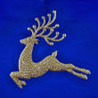 Glitter reindeer — Stock Photo #12953000