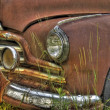 Rusty Pontiac Streamliner 3 — Stock Photo