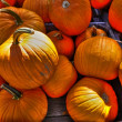 Pumpkin crate 56 — Stock Photo