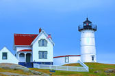 Cape Neddick Lighthouse 22 — 图库照片