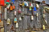 Buoy shack 88 — Stock Photo