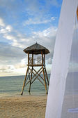 Tropical watchtower 79 — Stock Photo