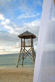 Tropical watchtower 78 — Stock Photo