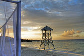 Tropical watchtower 80 — Stock Photo