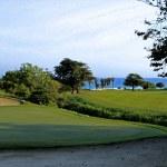 Ocean side golf course 34 — Stock Photo #22594727
