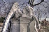 Plačící anděl 16 — Stock fotografie