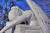 Crying Angel 14 — Stock Photo