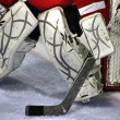 Goalie pads 52 — Stock Photo