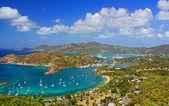 Antigua Nelson's Dock 137 — Stock Photo