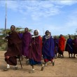 Masai dance. — Stock Photo #14551531
