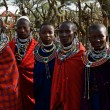 Masai women. — Stock Photo