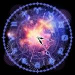 Abstract Zodiac backdrop — Stock Photo