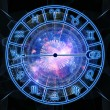 Abstract Zodiac backdrop — Stock Photo