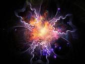 взрыв передач — Стоковое фото