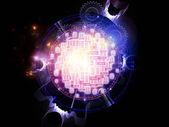 Document universum — Stockfoto