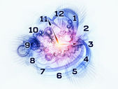 Time twist — Stock Photo