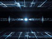 Teknoloji vizyon — Stok fotoğraf